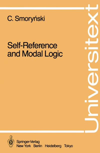 Self-Reference and Modal Logic
