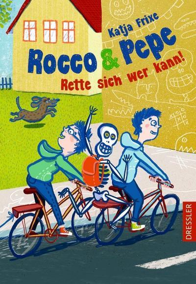 Rocco & Pepe - Rette sich wer kann!; Deutsch