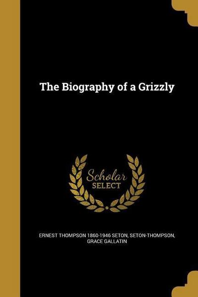 BIOG OF A GRIZZLY