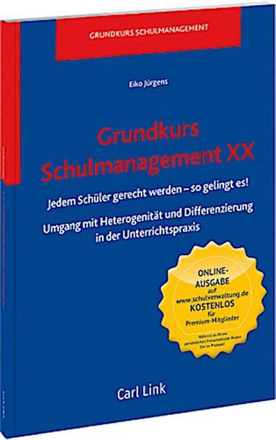 Grundkurs Schulmanagement XX