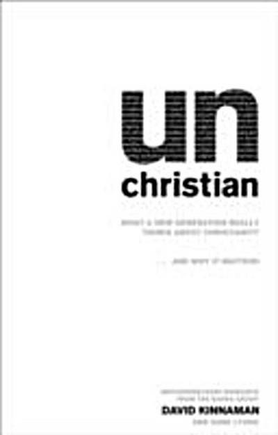 unChristian