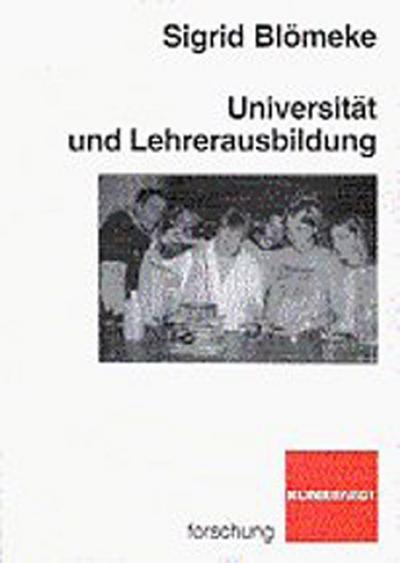 Universität und Lehrerausbildung