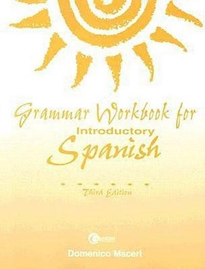 Grammar Workbook for Introductory Spanish