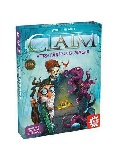Game Factory - Claim Verstärkung: Magie