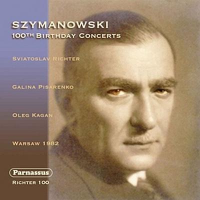 Szymanowski 100th Birthday