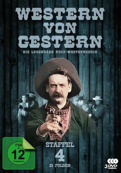 Western von Gestern - Box 4 (21 Folgen) (Fernsehjuwelen)