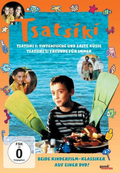 Tsatsiki: Tintenfische und erste Küsse & Tsatsiki 2: Freunde Für Immer DVD-Box