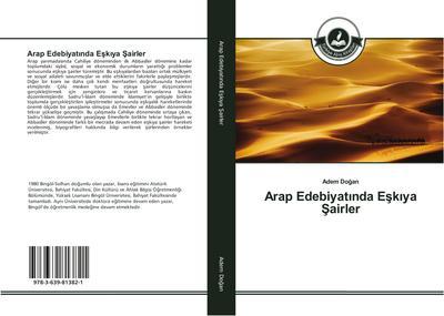 Arap Edebiyatinda Eskiya Sairler