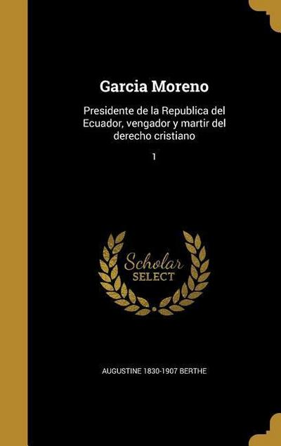 SPA-GARCIA MORENO
