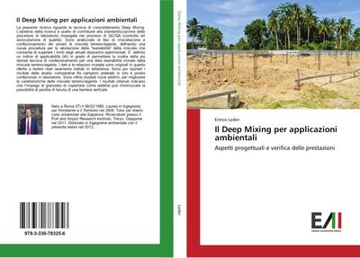 Il Deep Mixing per applicazioni ambientali