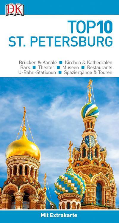 Top 10 Reiseführer St. Petersburg