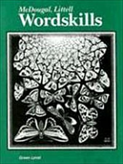 McDougal Littell Word Skills: Student Edition Grade 08