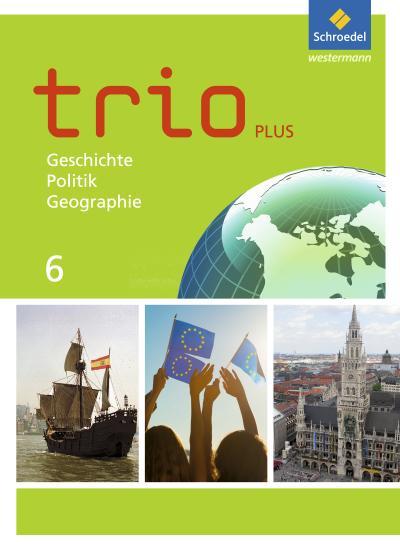 Trio GPG 6. Schülerband. Mittelschulen. Bayern