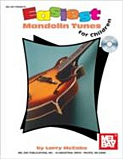 Easiest Mandolin Tunes for Children
