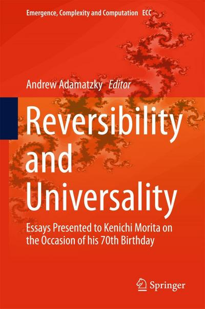 Reversibility and Universality