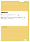 Kreditausfallrisikominimierung - Markus Latz