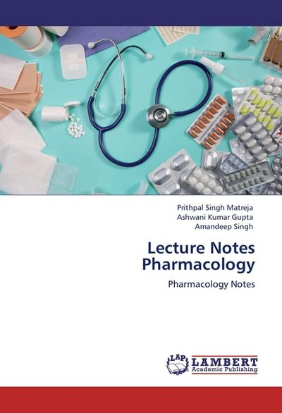 Lecture Notes Pharmacology
