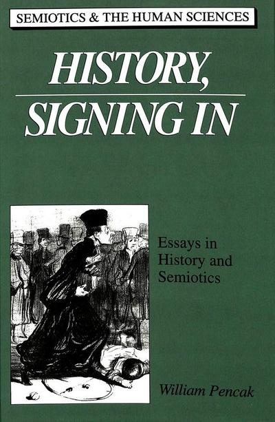 History, Signing In