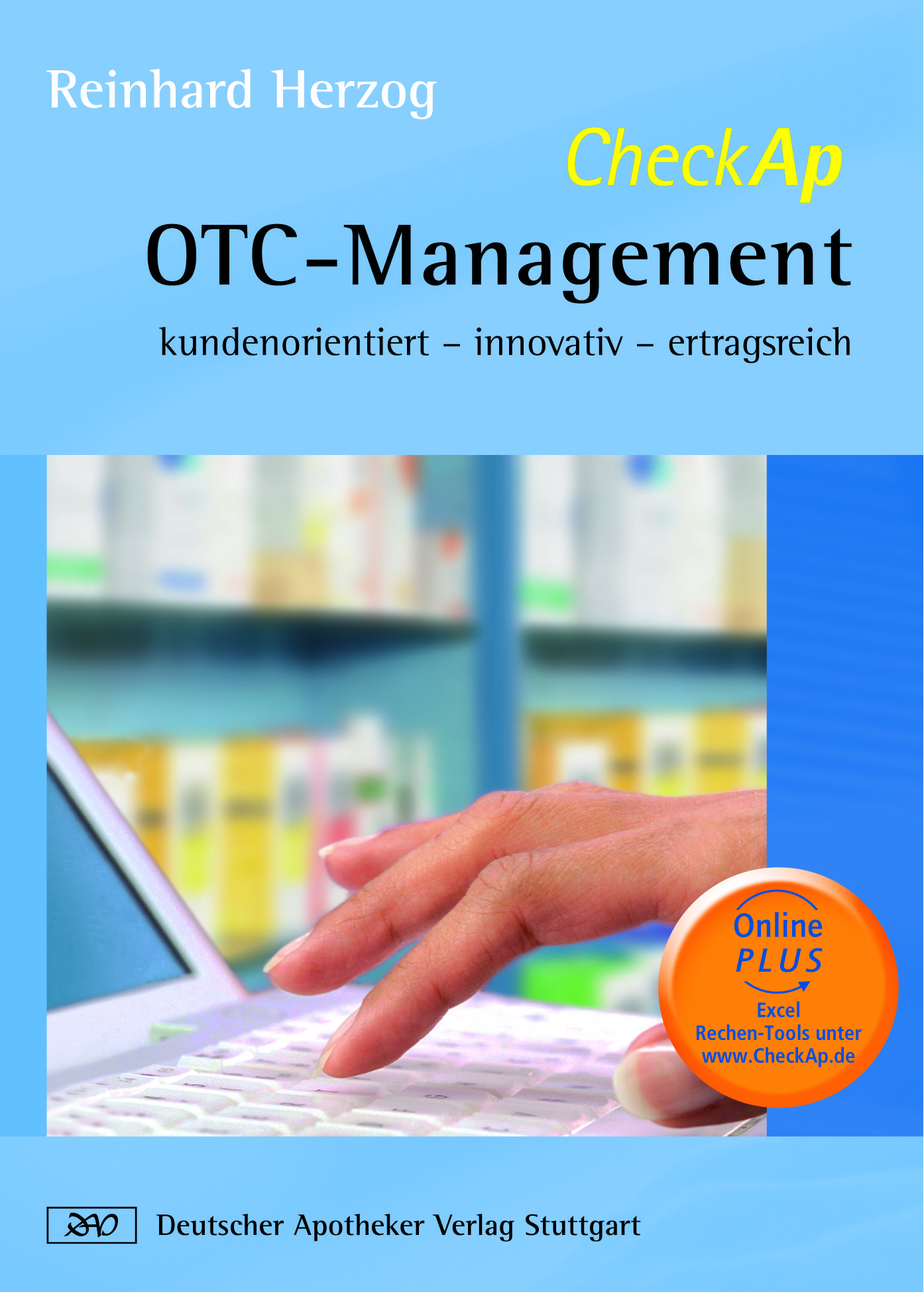 CheckAp OTC-Management Reinhard Herzog