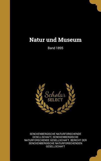 GER-NATUR UND MUSEUM BAND 1895