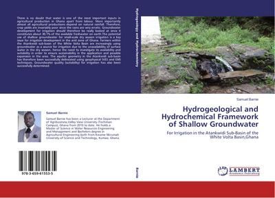 Hydrogeological and Hydrochemical Framework of Shallow Groundwater