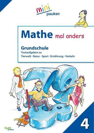 Mathe X (mal) anders, Grundschule Klasse 4