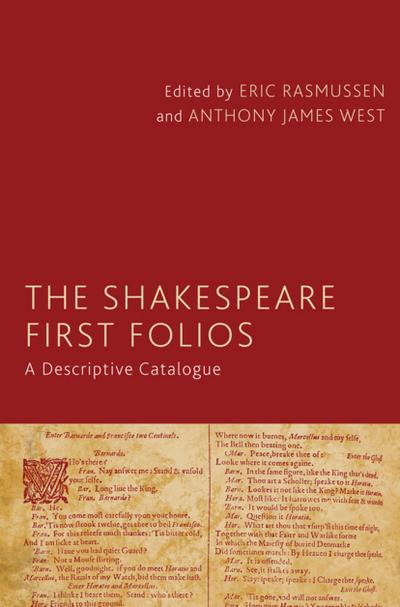 The Shakespeare First Folios