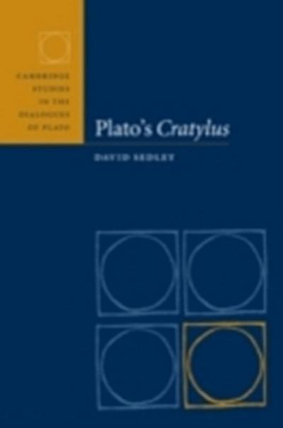 Plato's Cratylus