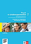 Physik in Schülerexperimenten. Buch