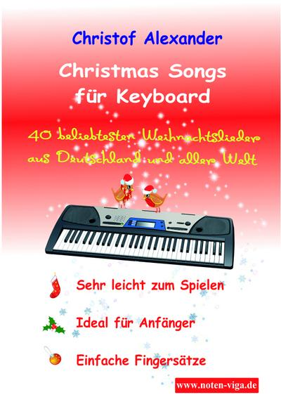 Christmas Songs :for keyboard