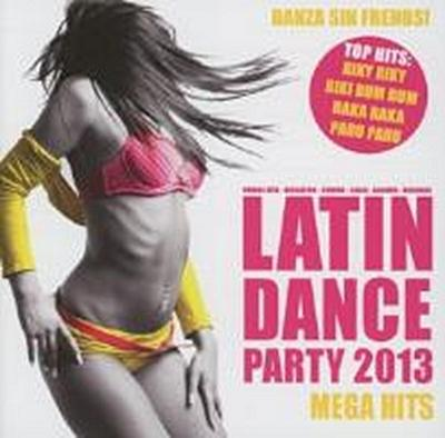 Latin Dance Party 2013