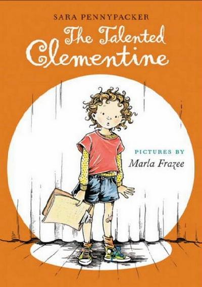 The Talented Clementine (Clementine (Quality)) - Disney-Hyperion - Taschenbuch, Englisch, Sara Pennypacker, ,