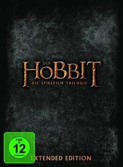 Der Hobbit - Die Spielfilm Trilogie. Extended Edition