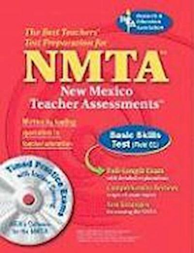 Nmta Basic Skills Test (Field 01) W/CD-ROM [With CDROM]