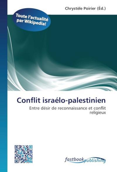 Conflit israélo-palestinien - Chrystèle Poirier
