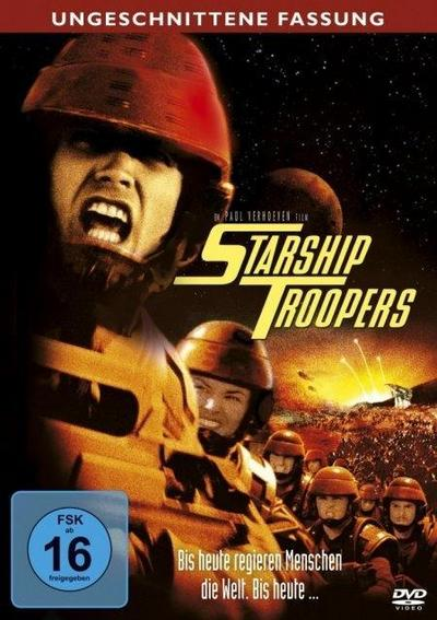 Starship Troopers Uncut Edition