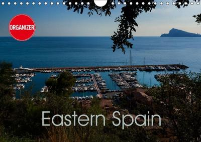 Eastern Spain (Wall Calendar 2019 DIN A4 Landscape)