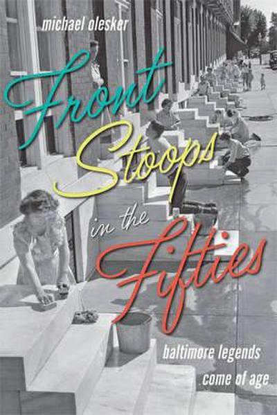 Front Stoops in the Fifties