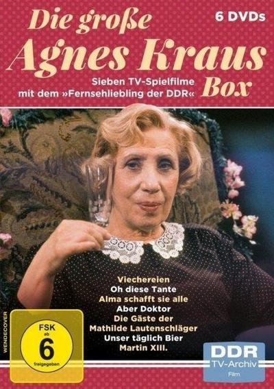 Die große Agnes Kraus Box
