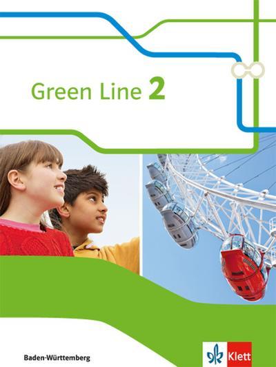 Green Line 2. Schülerbuch. Baden-Württemberg ab 2016