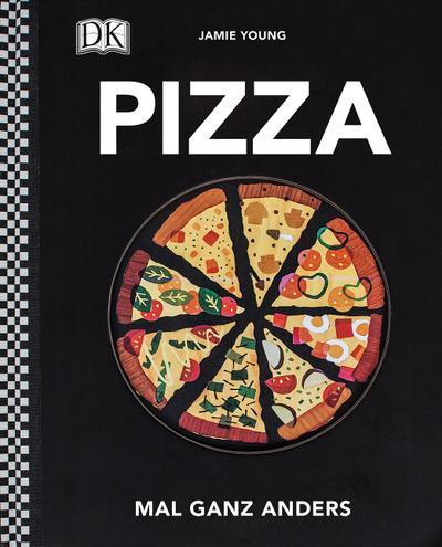 Pizza - mal ganz anders; Deutsch; ca. 100 Farbfotografien