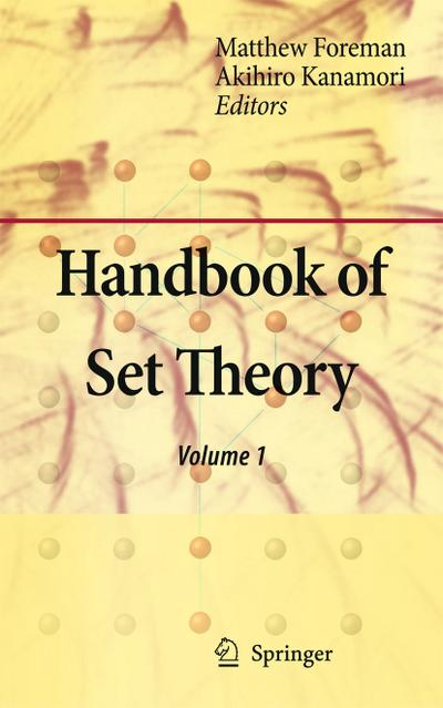 Handbook Set Theory into the 21st Century