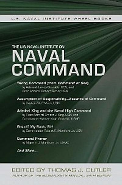 The U.S. Naval Institute on Naval Command