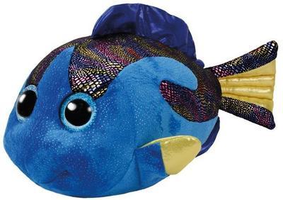 Aqua, Fisch blau 42cm