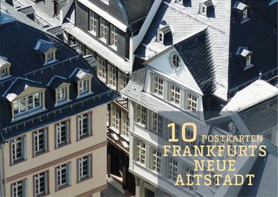 10 Postkarten: Frankfurts neue Altstadt - Henrich - Taschenbuch, Deutsch, Holger Wilhelm, ,