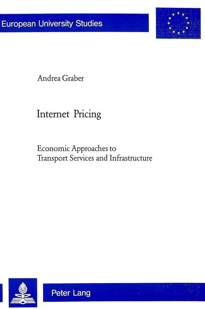Internet Pricing, Andrea Graber