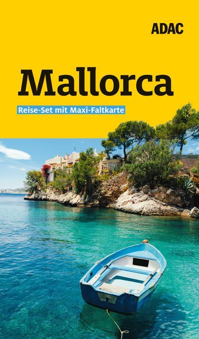 ADAC Reiseführer plus Mallorca: mit Maxi-Faltkarte zum Herausnehmen