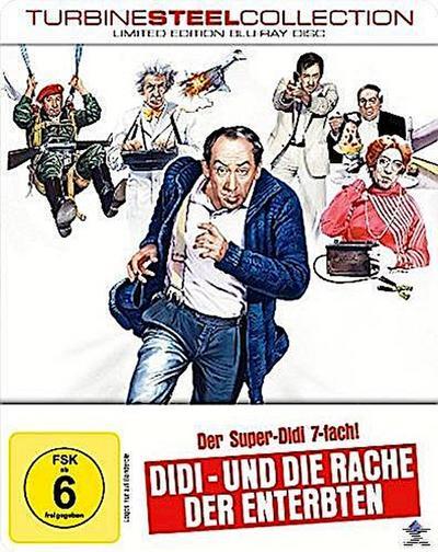 Didi - Und die Rache der Enterbten Limited Steelcase Edition