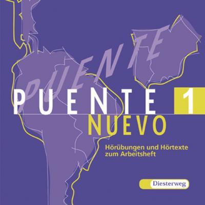 Puente Nuevo Hörübungen und Hörtexte zum Arbeitsheft, 1 Audio-CD