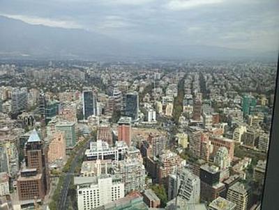 Santiago de Chile - 2.000 Teile (Puzzle)
